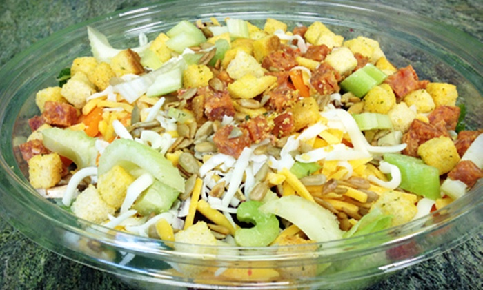 Bowls - Newport Beach: $11 for $22 Worth of Rice Bowls and Healthy Food for Lunch or Dinner at Bowls