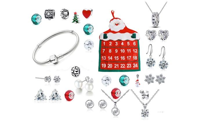 069da73c67b8a Calendrier cristaux Swarovski®   Groupon Shopping