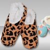$6.99 for Frankie & Johnny Footie Slippers