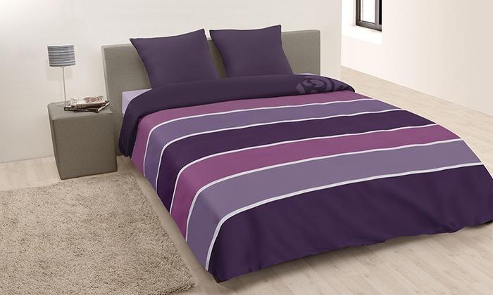 missing discount value housse de couette nicky vankets groupon. Black Bedroom Furniture Sets. Home Design Ideas