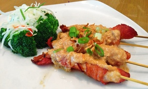 Elephant Thai Short Pump: $11 for $20 Worth of Thai Cuisine at Elephant Thai Short Pump