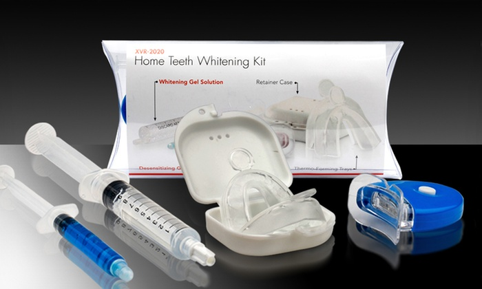 Premium Home Teeth-Whitening Kit: $19.99 for a Premium Home Teeth-Whitening Kit ($158 List Price). Free Shipping.
