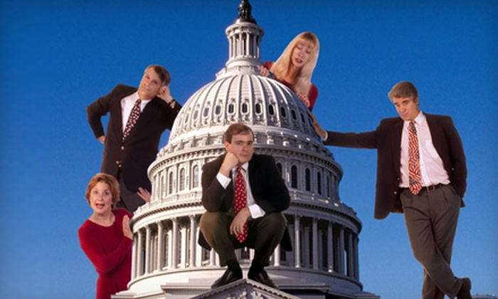 The Capitol Steps - Media: The Capitol Steps at Media Theatre on Saturday, September 7, at 2 p.m. (Up to 40% Off)