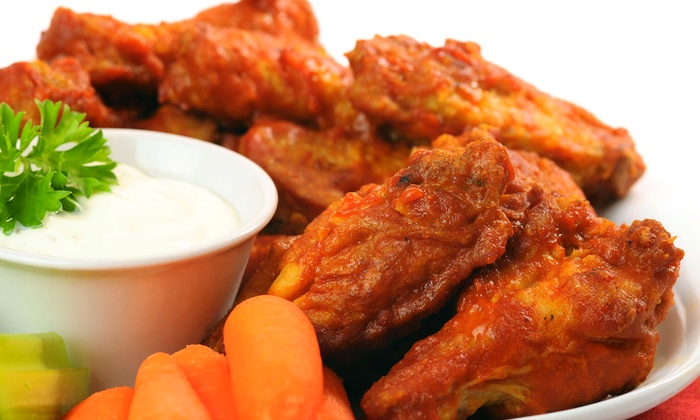 ABC Events - Maryland National Guard Armory: Two or Four Tickets to Maryland's Chicken Wing & Beer Festival on Saturday, April 5 (Up to 52% Off)