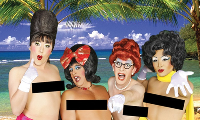 The Kinsey Sicks: America's Next Top Bachelor Housewife Celebrity Hoarder Makeover Star Gone Wild! - Downtown West: $22 to See The Kinsey Sicks Drag Musical Reality-Show Spoof at New Century Theatre on April 5 or 6 (Up to $44.31 Value)