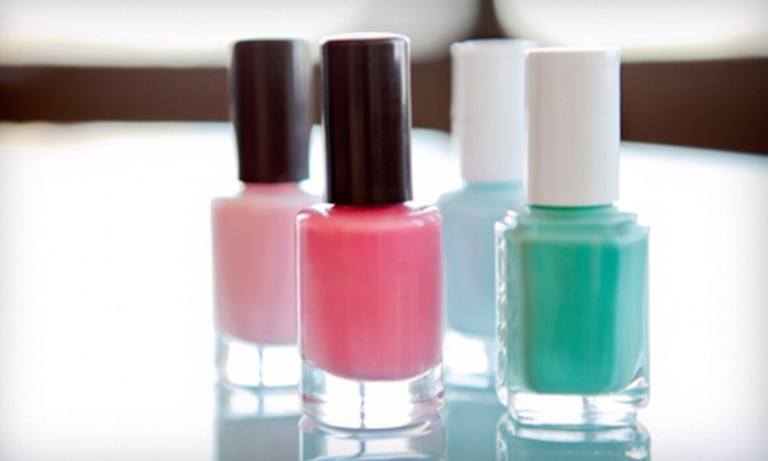 Xanadu Day Spa - Southpoint: One or Two Mani-Pedis at Xanadu Day Spa (Up to 57% Off)