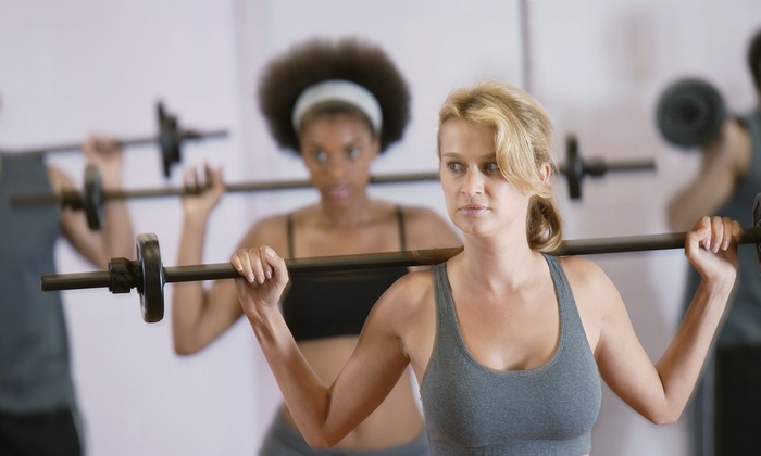 Bull Strong Crossfit El Paso - Behind Cinemark Theatre: CrossFit Classes at Bull Strong Crossfit El Paso (Up to 69% Off). Four Options Available.