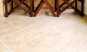 Affordable Quality Carpet Cleaning: Tile and Grout Cleaning for Up to 250 or 500 Sq. Ft. from Affordable Quality Carpet Cleaning (Up to 61% Off)