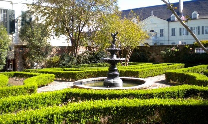 Beauregard-Keyes House - New Orleans: Guided Walking Tour of Beauregard-Keyes House for Two or Four (Up to 50% Off)