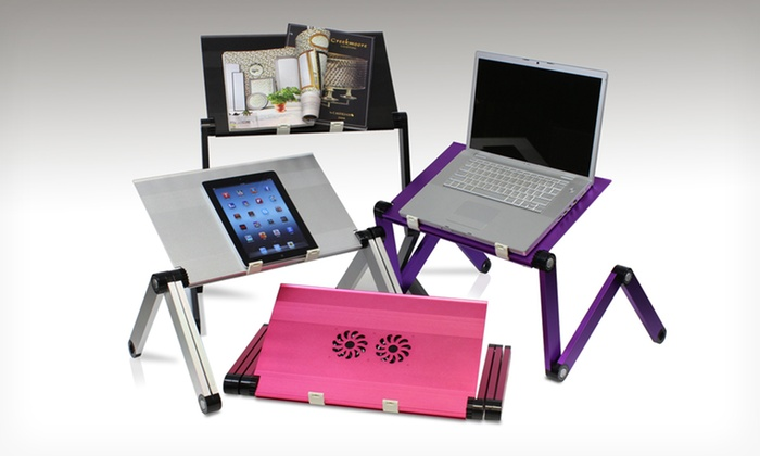Furinno Laptop Tables: $49.99 for a Furinno Laptop Table (Up to $89.99 List Price). Multiple Styles Available. Free Shipping and Returns.