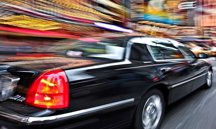 Host Cars LA - Orange County: One-Way or Round-Trip Ride to Los Angeles International Airport from Host Cars LA (52% Off)