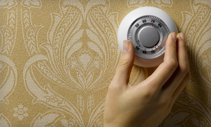 One Hour Heating & Air Conditioning - Wendland One Hour Air Conditioning & Heating: Tune-Up and Safety Inspection for Furnace, AC System, or Both from One Hour Heating & Air Conditioning (Up to 79% Off)