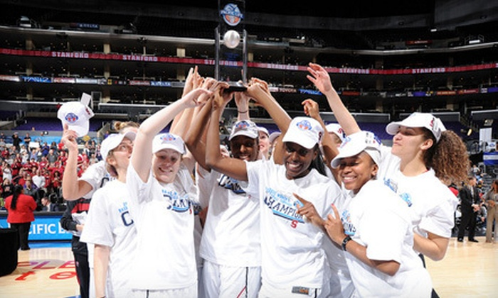 Pac-12 Women's Basketball Tournament - Lower Queen Anne: Pac-12 Women's Basketball Tournament Semifinals or Championship Game on March 9 or 10 at KeyArena (Up to 52% Off)