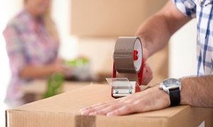 Skinny Wimp Moving Co: $249for Three Hours of Moving Service with Two Movers from Skinny Wimp Moving Co. ($500Value)