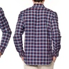 Franklin Fox Men's Button-Down Checkered Shirt