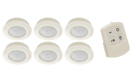 Multifunctional LED Push Lights