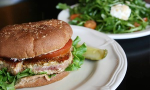 The Press Restaurant: American Cuisine at The Press Restaurant (Up to 45% Off)