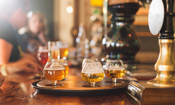 Elevation Beer Co - Poncha Springs: VIP Tour for Two or Four with Souvenir Pint Glasses and Rare Barrel-Aged Beer Tastings at Elevation Beer Co (Up to 52% Off)