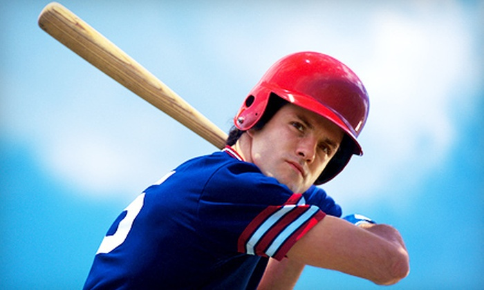 MVP Sports Unlimited - Chant: Batting-Cage and Field Rental at MVP Sports Unlimited in Citrus Heights (Up to 64% Off). Three Options Available.
