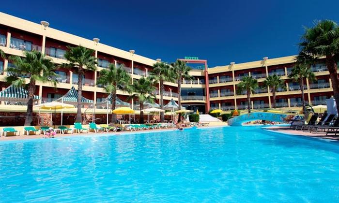 Hotel Algarve Avec Piscine Interieure