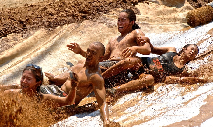 Gladiator Rock'n Run - Joseph D. Grant Regional Park: $40 for a 6K Obstacle Race from Gladiator Rock'n Run (Up to $85 Value)