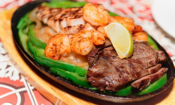 Tlapazola Grill - Venice: Upscale Mexican Lunch or Dinner for Two at Tlapazola Grill (Half Off)