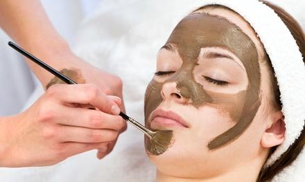 60-Minute Facial or 24-Karat Gold, Black Sea Mud, or Placenta Facial at Slimming Solutions (Up to 66% Off)
