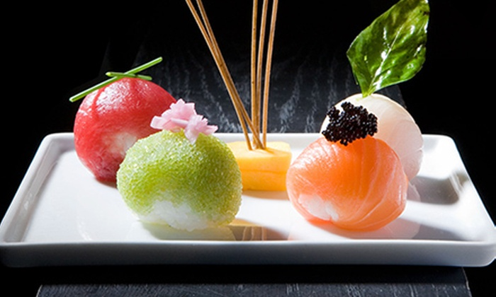 Tamari - Marshall: $20 for $40 Worth of Asian-Latin Fusion Dinner Cuisine and Sushi at Tamari