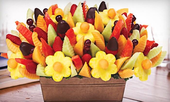 Edible Arrangements - Brooklyn: Elegance Platter, Delicious Fruit Design, or a Watermelon Festival Bouquet at Edible Arrangements (Up to 53% Off)