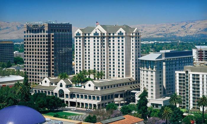 null - San Jose: Stay at The Fairmont San Jose in San Jose, CA