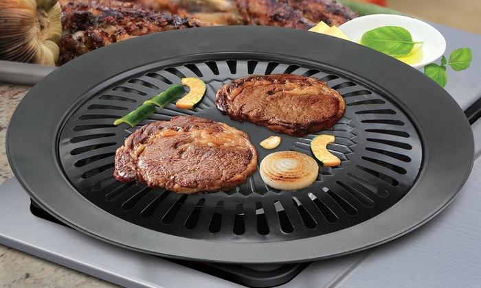 Milex Smokeless BBQ Grill | Groupon Goods