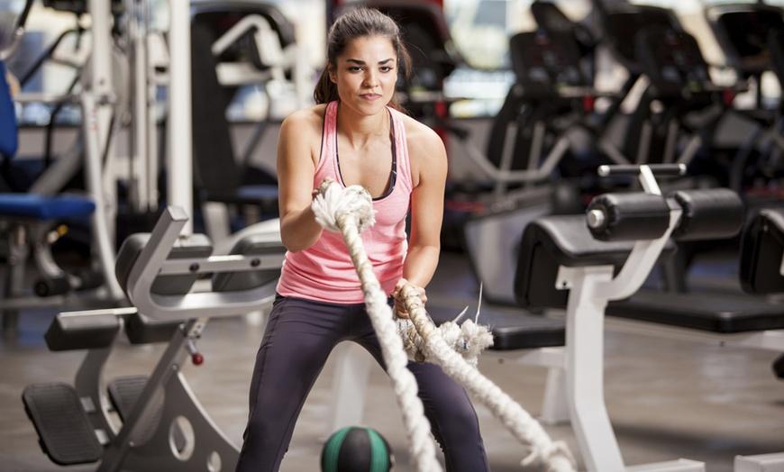 Eagle Fitness Sparks Nv Groupon