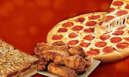 $10 Worth of Food or One, Two, or Three Large Pizzas at Little Caesars (Up to 50% Off)