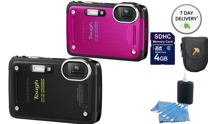 Olympus Tough Waterproof Digital Camera (TG-620): Olympus Tough Waterproof Digital Camera (TG-620 iHS). Multiple Bundles from $119.99–$149.99. Free Shipping and Returns.