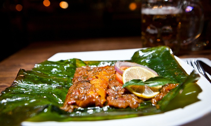 Kokum - New York: Two-Course Southern Indian Dinner for Two at Kokum (Up to 56% Off). Two Options Available.