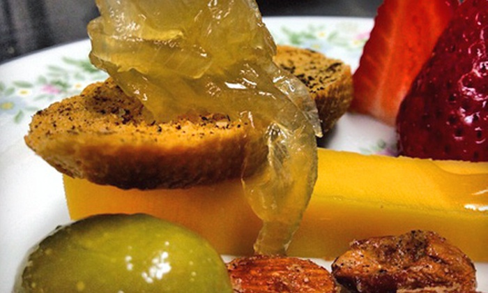 Six Tables Tampa - South Tampa: $50 for $100 Toward a Prix Fixe Meal for Two or More at Six Tables Tampa