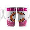 Set of 2 NFL #1 Mom 16oz Latte Mugs