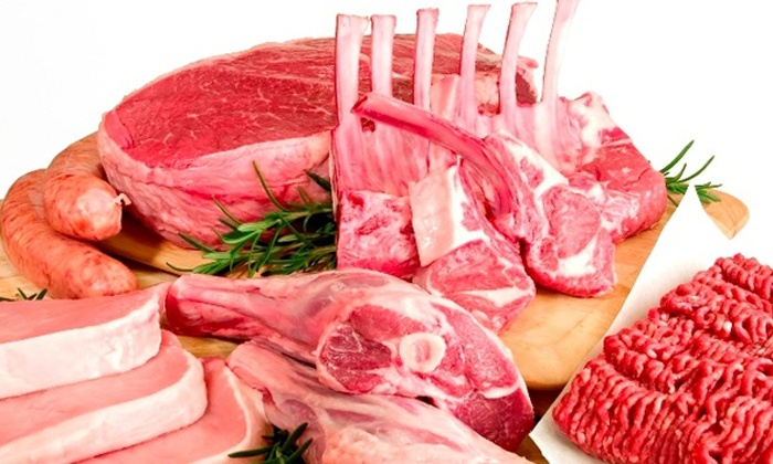 Dave's Meat & Produce - North End: $18 for $30 Worth of Beef, Pork, Chicken, and Other Meats at Dave's Meat & Produce