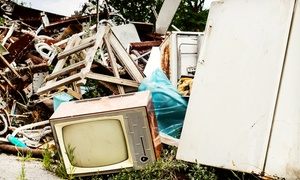Canada Junk Removal: Removal of 100 or 200 Cubic Feet of Junk from Canada Junk Removal (Up to 46% Off)