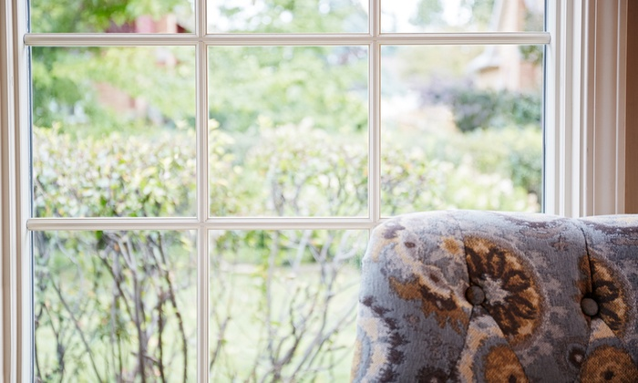 4 Seasons Window & Blind Cleaning - Boise: Exterior Window Cleaning for a 3,000 or 4,000 Sq. Ft. House from 4 Seasons Window & Blind Cleaning (51% Off)
