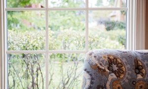 New Vista Window Cleaning: Interior and Exterior Window Cleaning or Gutter Cleaning from New Vista Window Cleaning (Up to 62% Off)