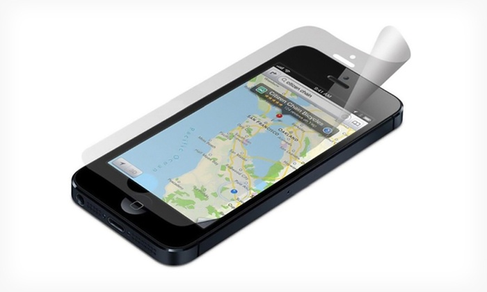 Nextware Anti-Glare iPhone Screen Guards: $6.99 for a 2-Pack of Nextware Anti-Glare Screen Guards for iPhone 4/4S or 5 ($19.95 List Price). Free Returns.