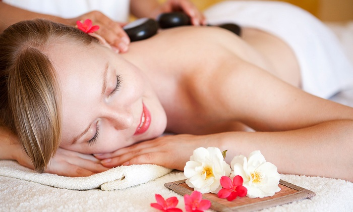 CAPRI Therapeutic Touch & Spa - Chicago: 90-Minute Deep-Tissue or Hot-Stone Massage at Capri Therapeutic Touch & Spa (Up to 53% Off)