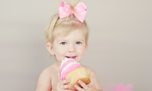 Ashley Nadreau Photography: 30-Minute Studio Photo Shoot with Digital Images from Ashley Nadreau Photography (75% Off)