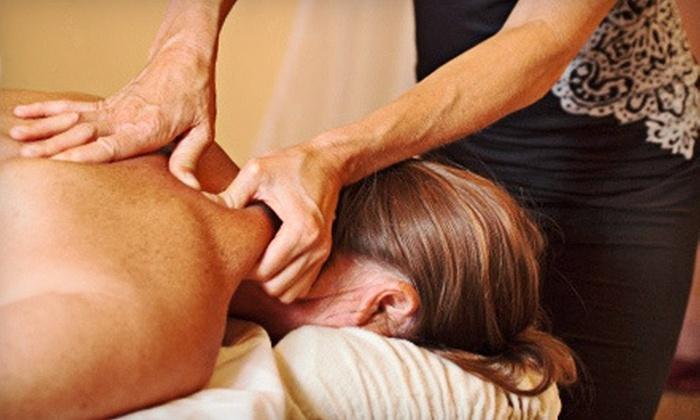 Lea Wildflower Massage Therapy - San Rafael: 60-Minute Therapeutic, Thai, or Hot-Stone Massageat Lea Wildflower Massage Therapy (Half Off)