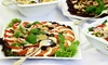 Taza Grill1 - McShann Estates: Greek and Lebanese Food for Two or Four at Taza Grill (Up to 48% Off)