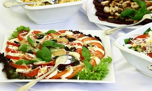 Dantes italian eatery dallas tx groupon for Fish bone grill dallas