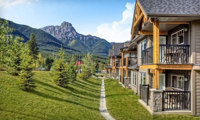CopperStone Resort Canmore Hotel - Dead Man'S Flats: Three- or Five-Night Stay at CopperStone Resort Canmore Hotel in Dead Man's Flats, Alberta