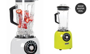 Dash Chef Series Digital Blender In Black, Green, Red, Or White. Free Returns.