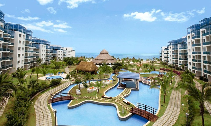 Wyndham Grand Playa Blanca Beach Resort: Three- or Five-Night All-Inclusive Stay for Two at Wyndham Grand Playa Blanca Beach Resort in Panama
